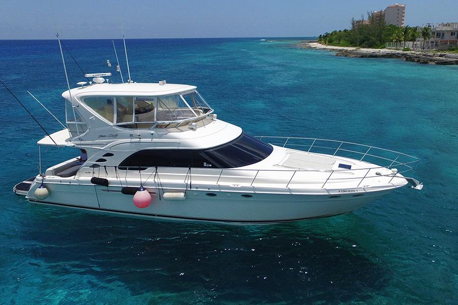 Searay 56 ft Cozumel 01