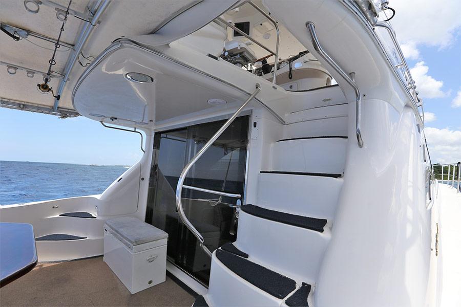 Searay 56 ft Cozumel 04